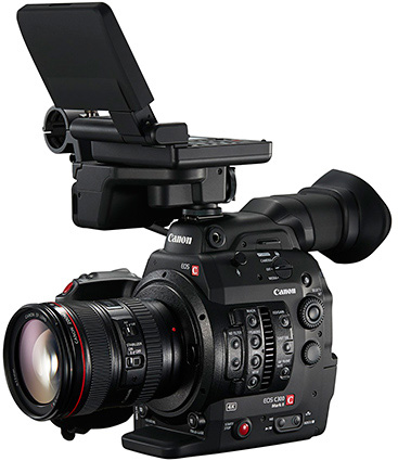 Canon-EOS-C300-Mark-II-Cinema-Camera-with-EF-24-105mm-f-4-L-Lens-and-XC10-Compact-4k-Camcorder